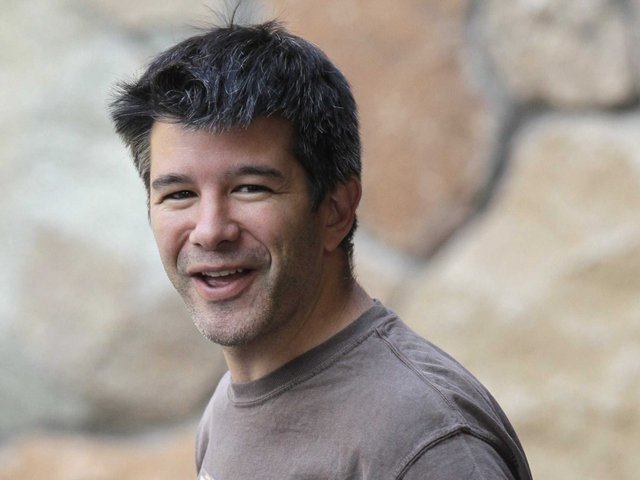 Travis Kalanick is still Ubers CEO.