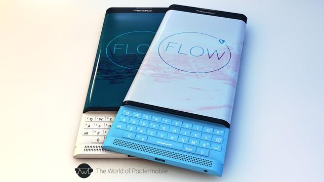 Ý tưởng BlackBerry Venice trong con mắt của giới thiết kế