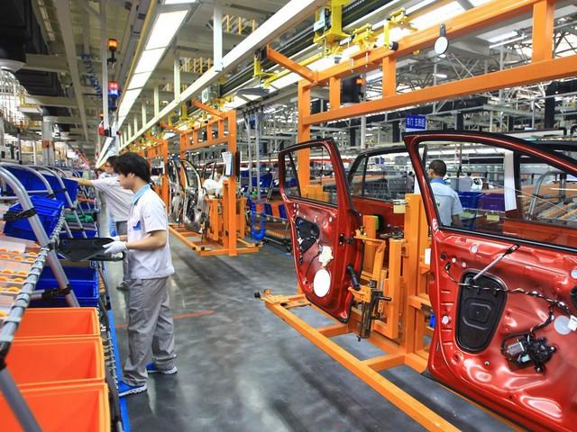 Nhà máy VW Volkswagen