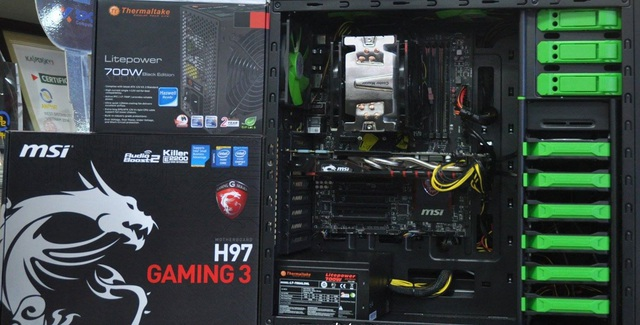 Bộ máy tính chơi game 40 triệu đồng đáng ghen tị của gamer Việt