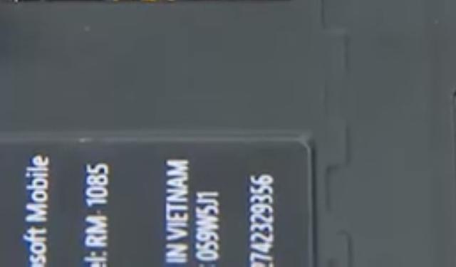 Dòng chữ Made in VietNam được phát hiện trong clip