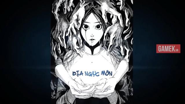 Địa Ngục Môn là tác phẩm mới của Can Tiểu Hy mang màu sắc kinh dị