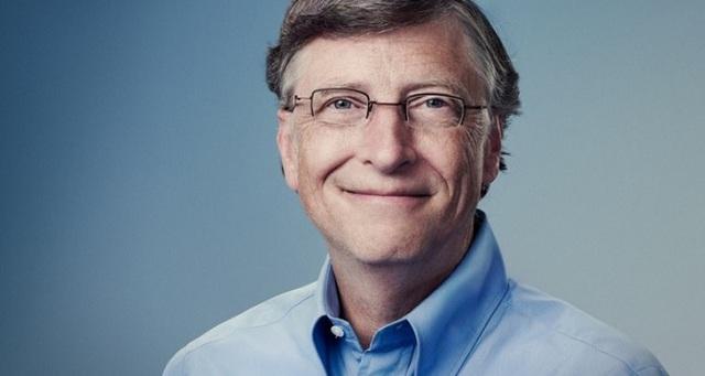 Tỷ phú Bill Gates một lần nữa khiến người khác phải nể phục