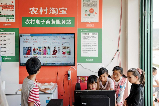 Đặt hàng qua Alibaba