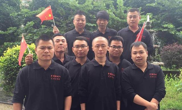 Các đại cao thủ AoE Trung Quốc sang Việt Nam lần này (có mấy game thủ ngại không tự sướng cùng).