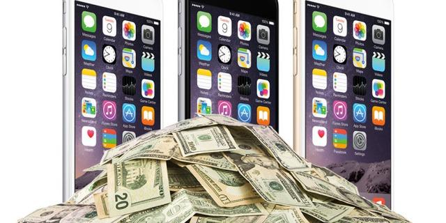 Muốn mua iPhone 6, bạn phải bỏ ra... 1 tỉ VND