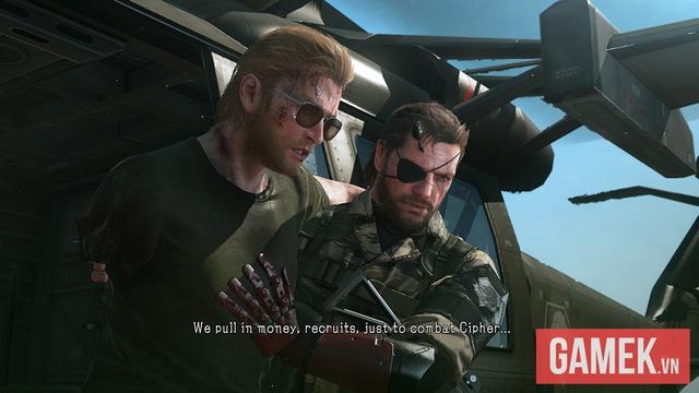 Metal Gear Solid V: The Phantom Pain – Xứng danh kiệt tác
