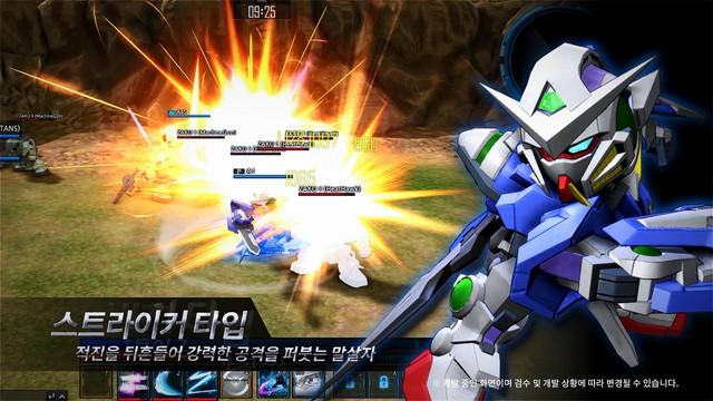 SD Gundam Online 2 - Game hành động cực đỉnh sắp ra mắt