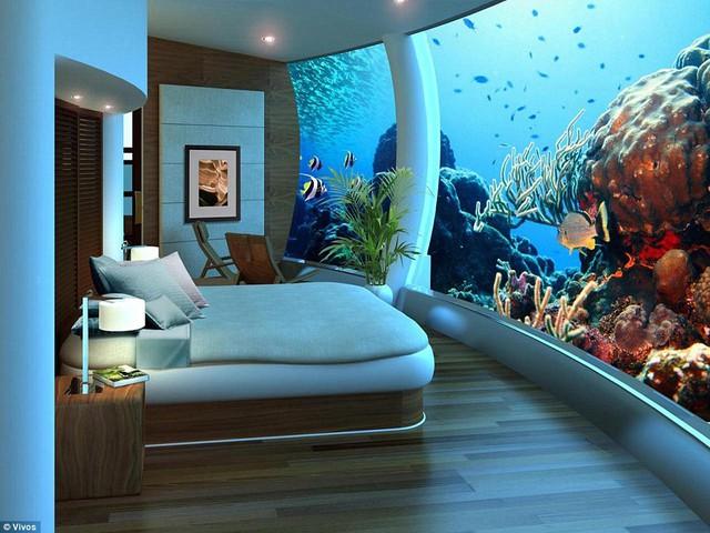 Một phòng ngủ của dự ánVivos Europa One