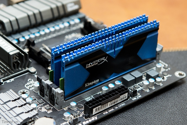 Việc sử dụng hai thanh RAM chạy ở chế độ kênh đôi (dual channel) mang lại hiệu quả thiết thực hơn so với RAM đơn.