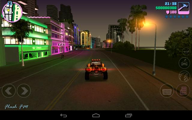 Phiên bản di động của Vice City, huyền thoại PS 2 một thời.