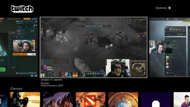 Người stream game trên Twitch được hỗ trợ tận răng.