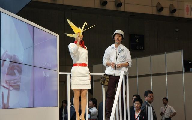 Orizuru được coi là drone nhẹ nhất ở thời điểm hiện tại.