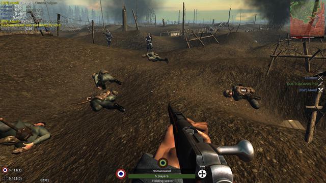 Đánh giá Verdun - Game bắn súng lấy đề tài Chiến Tranh Thế Giới thứ nhất
