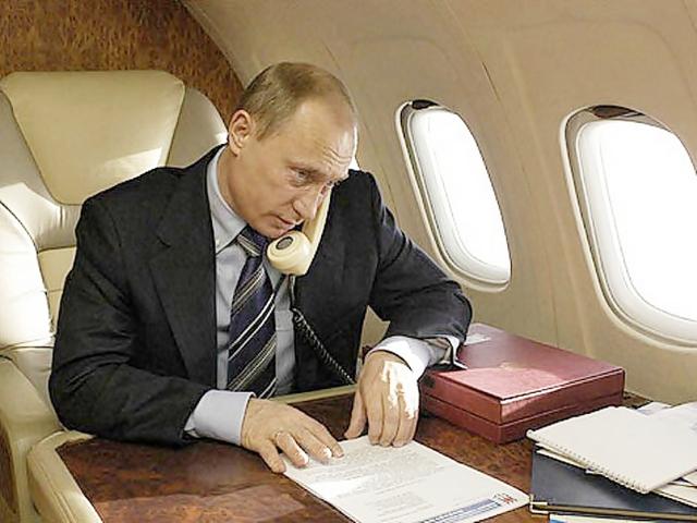 Các hệ thống liên lạc của ông Putin do chính người Nga thiết kế chế tạo