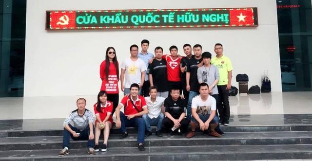 Đoàn AoE Trung Quốc được cho là đã gặp quá nhiều bất lợi ở giải đấu AoE Việt Trung 2015.