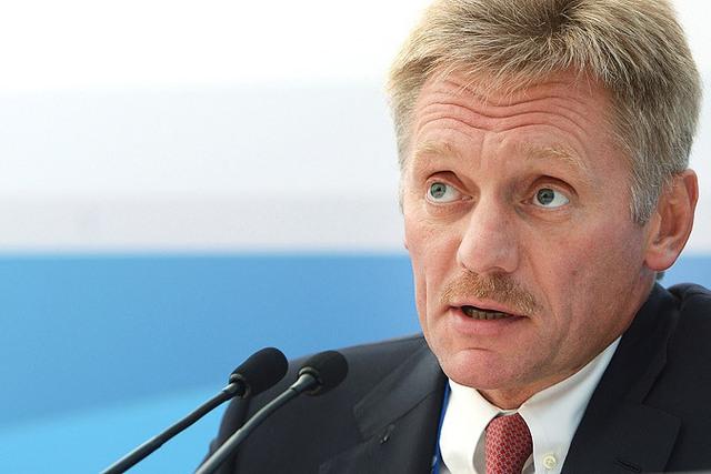 Dmitri Peskov - nhà chính trị, người phát ngôn của Tổng thống Putin