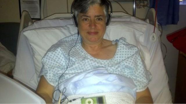 Trưởng nhóm nghiên cứu,tiến sĩCatherine Meads nhân thấy: nhạcPink Floyd giúp bà thư giãn rất nhiều sau cuộc phẫu thuật hông gầnđây