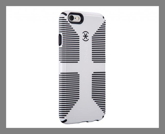 Không chỉ mang vẻ cá tính và ấn tượng, ốp lưng Speck Products CandyShell Grip Case còn bảo vệ máy cực tối ưu.