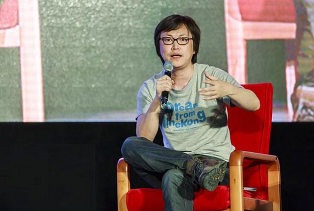 Ông Vương Phong - CEO của hãng game Linekong.