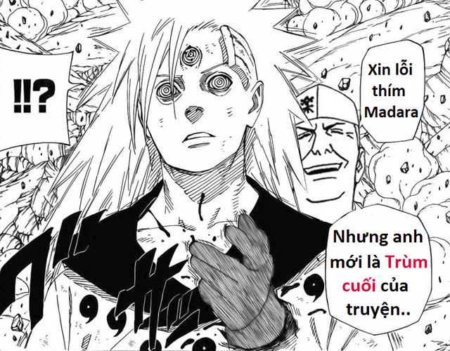 Fan Naruto từng có thời gian suy diễn hài hước rằng: Ông Ichiraku mới chính là Boss cuối thực sự của truyện.