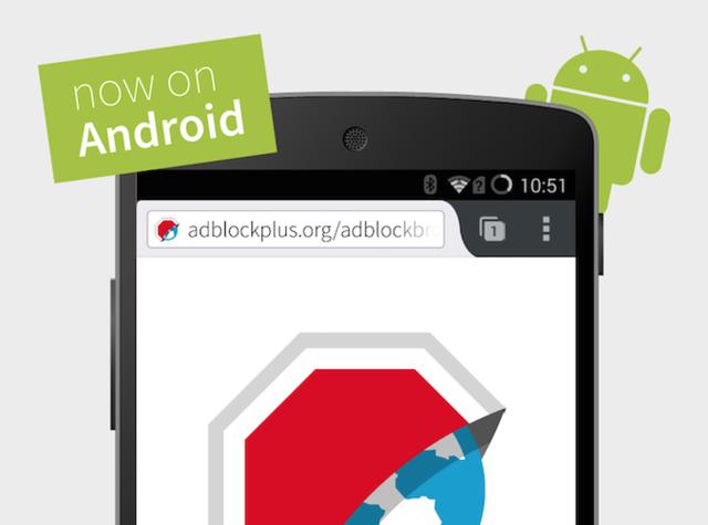 Adblock mới đây cũng đã tung ra trình duyệt di động hỗ trợ chặn quảng cáo hoàn toàn miễn phí.