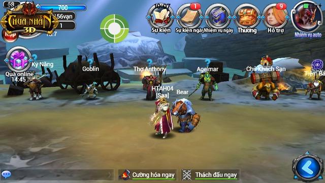 DotA Fantasy tung ảnh Việt Hóa, chính thức ra mắt Fanpage Chúa Nhẫn 3D