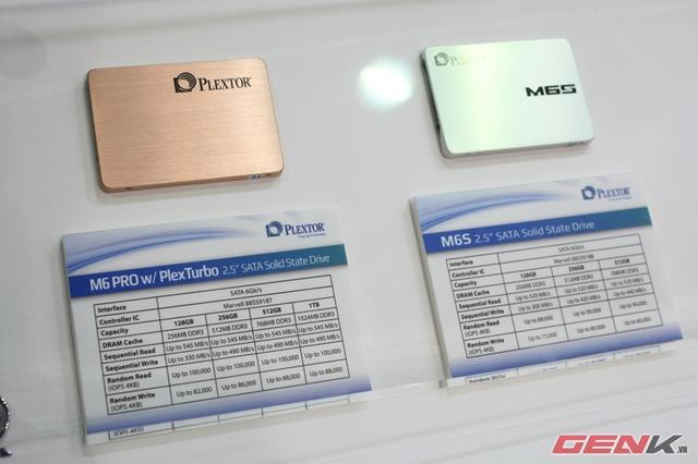 M6S và M6P - 2 sản phẩm đã có tên tuổi.