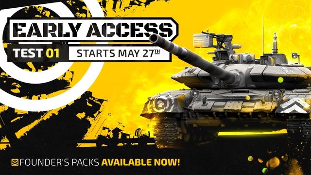 Armored Warfare - Game bắn tank hot sẽ mở cửa cuối tháng 5