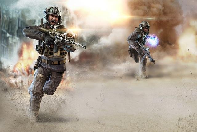 Combat Arms: Line of Sight - Game bắn súng ấn tượng sắp mở thử nghiệm