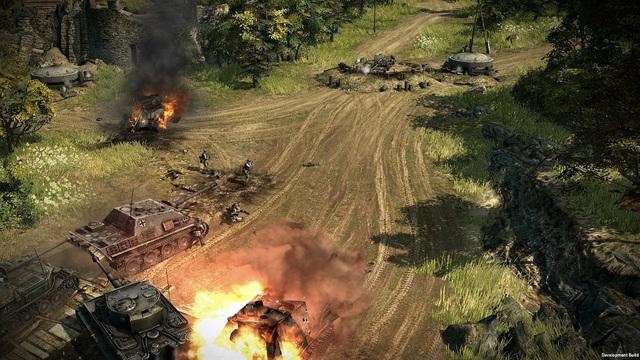 Blitzkrieg 3 - Game chiến thuật đẹp mắt mới mở cửa