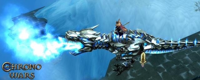 Chrono Wars - Game 3D hấp dẫn mới mở cửa thử nghiệm