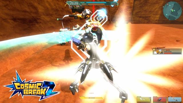 Cosmic Break 2 - Game bắn súng hoạt hình mới toanh
