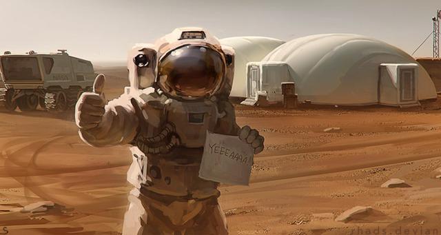 Sứ mệnh sao Hỏa với phi hành gia được NASA lên lịch vào năm 2030