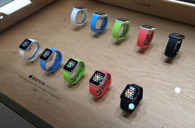Sự kì vọng của mọi người vào Apple Watch là rất lớn