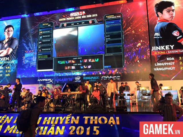 Một giải E-sport quy mô khu vực được tổ chức tại Việt Nam.