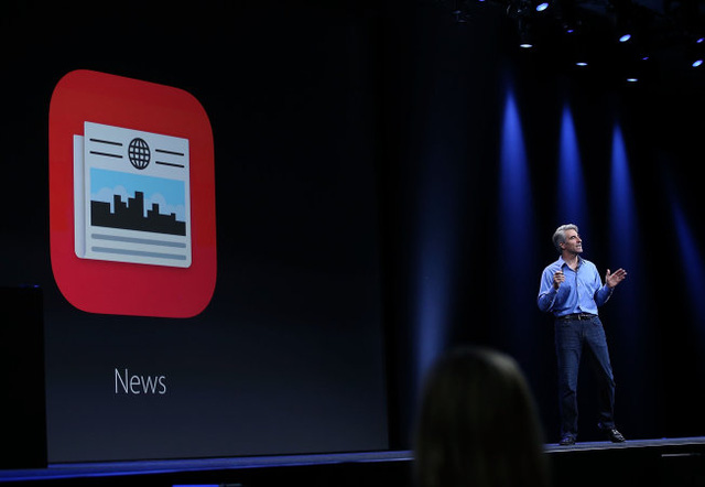 Ứng dụng News được dự đoán sẽ thay đổi cách người dùng tiếp cận tin tức và giúp Apple kiểm soát các nguồn tin.