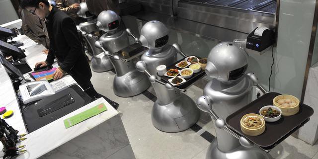 Có thể giúp đỡ con người trong nhiều công việc, nhưng Robot không hề thông minh như chúng ta nghĩ.
