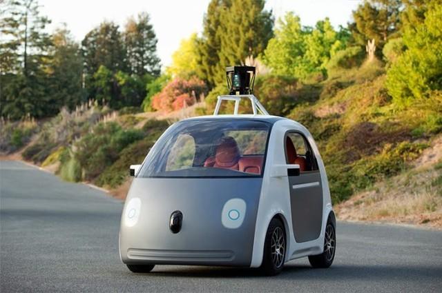 Những nguyên mẫu xe tự lái của Google