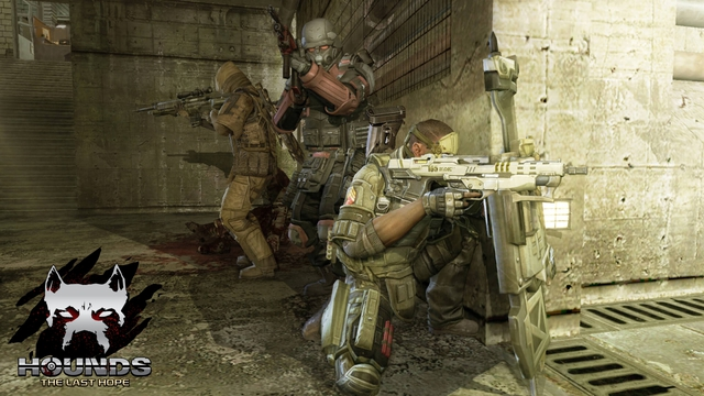 Game bắn zombie Hounds: The Last Hope chính thức mở cửa
