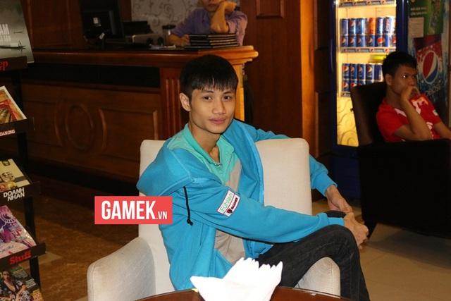 Game thủ Hồng Anh.