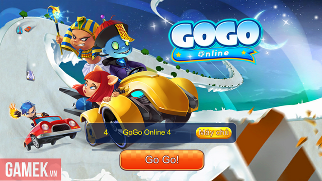 Chơi thử GoGo Online phiên bản Việt hóa trước ngày ra mắt