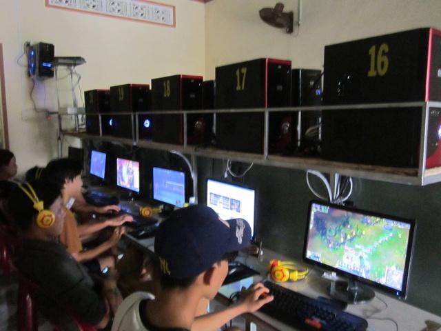 Chơi game nhiều dễ dẫn tới bệnh hoang tưởng về game.
