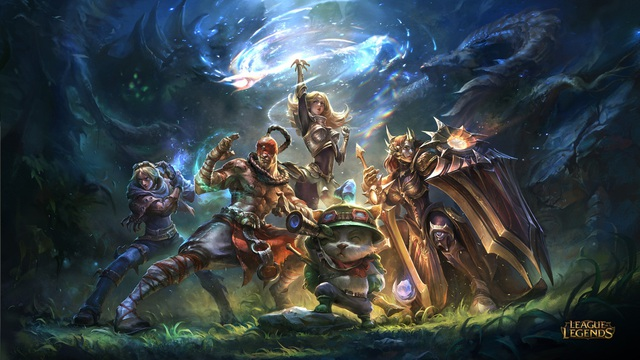 League of Legends đang thu hút hàng triệu người chơi trên thế giới
