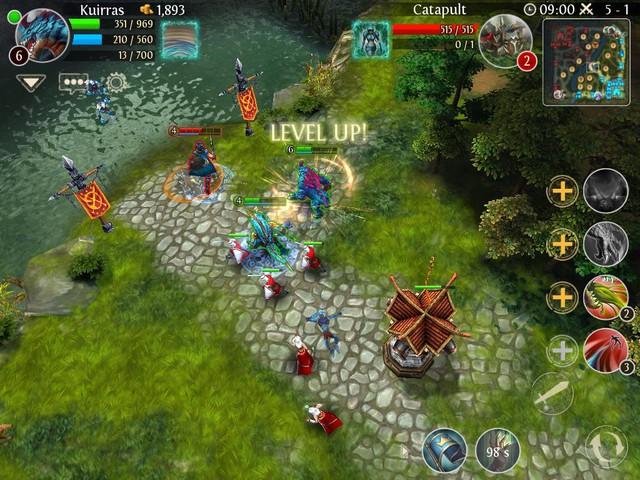 Tính chiến thuật sẽ được giữ nguyên bởi đó là một phần không thể thiếu trong game MOBA