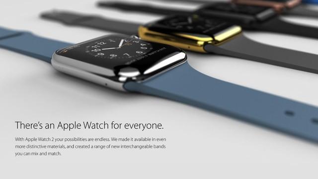 Một thiết kế đột phá nhưng vẫn giữ nguyên những giá trị đã làm nên vẻ đẹp của Apple Watch.