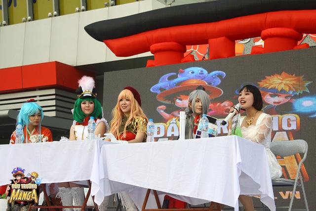Các cosplayer nổi tiếng đến từ nước ngoài
