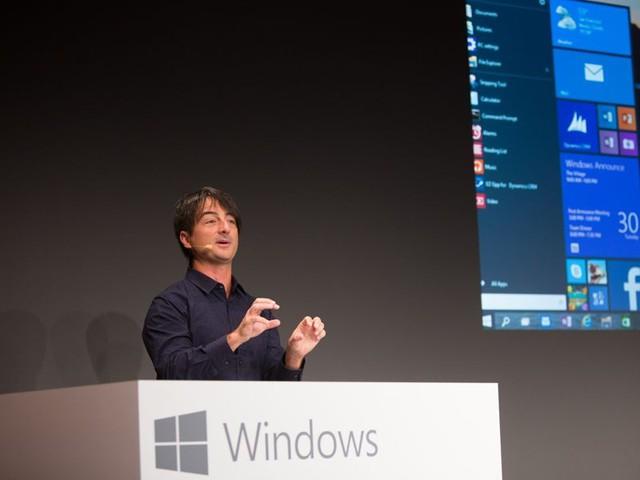 Joe Belfiore - Phó chủ tịch Microsoft
