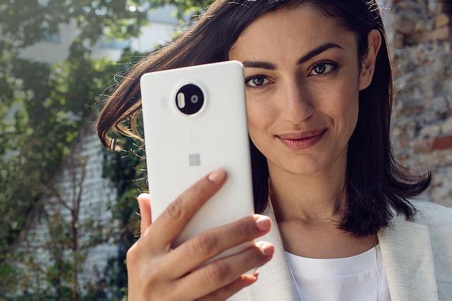 Lumia 950 XL của Microsoft