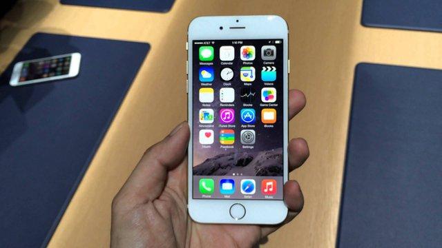 iPhone 6 dung lượng 16 GB